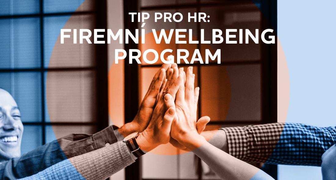 Firemní wellbeing program